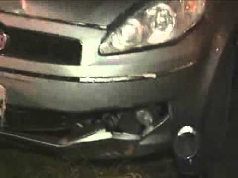 SBT News: Estresse e exaustão na PM de Joinville (08/04/2011)