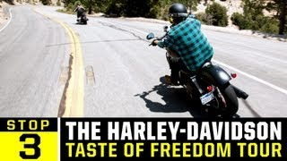 Harley Davidson Freedom Tour - EP3