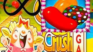 [Tutorial] Conseguir vidas y boosters infinitos en Candy Crush Saga de Facebook LOQUENDO