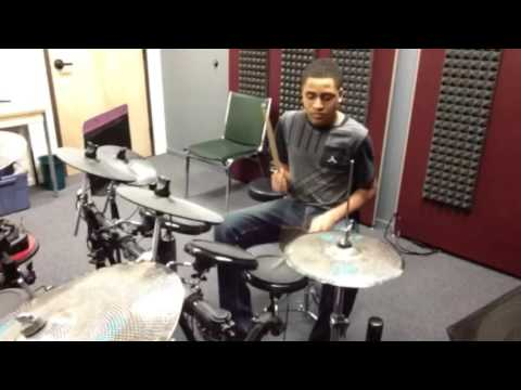 Uptown Funk - Cameron Green (drums)