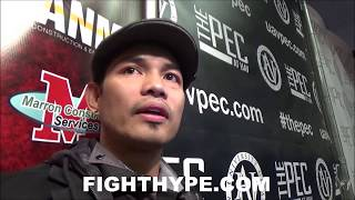 NONITO DONAIRE SAYS MIKEY GARCIA'S TIMING BEATS LOMACHENKO'S SPEED; EXPLAINS WHY