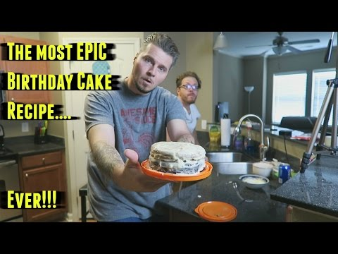 How to make a prison birthday cake ( APS STYLE)