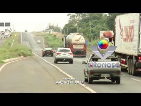 BR-365 será duplicada entre o Trevão de Monte Alegre de Minas e Ituiutaba