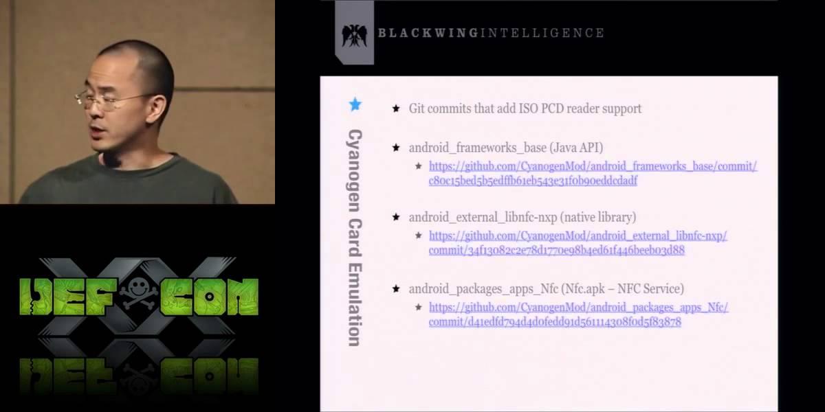 DEF CON 20 - Eddie Lee - NFC Hacking: The Easy Way