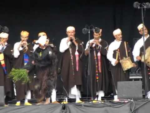 The Master Musicians of Joujouka Glastonbury 2011 part 2