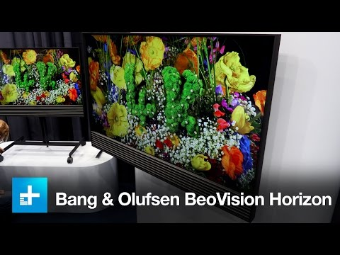Bang and Olufsen BeoVision Horizon - Hands On - IFA 2016
