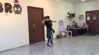 KCEE-PULLOVER ft. Wizkid  KARINA PALMIRA CHOREOGRAPHY KAZAN 2015