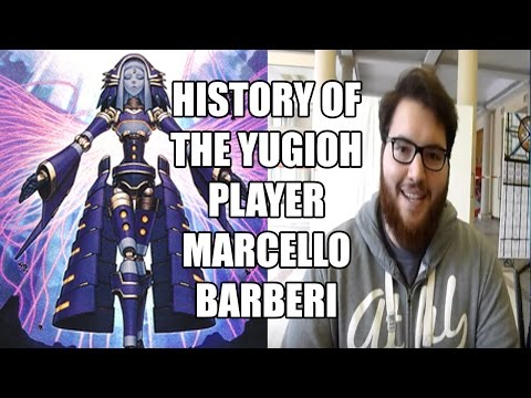 History Of The Yu-Gi-Oh! Player Episode 21 - Marcello Barberi! (Complexity Card Gaming)