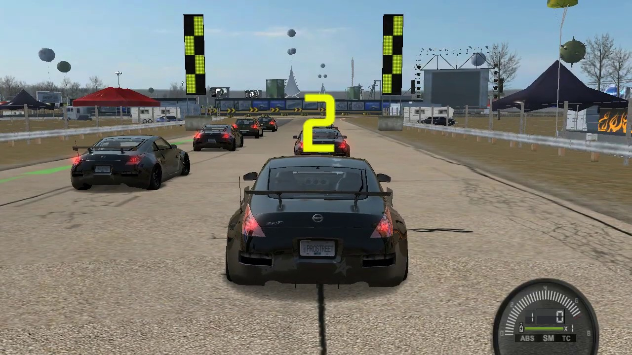 Download Need for Speed ProStreet   Texas Nisan 350Z  Grip Club Curcuit | Gaming