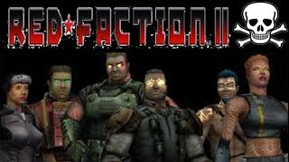 Red Faction II - All Bosses