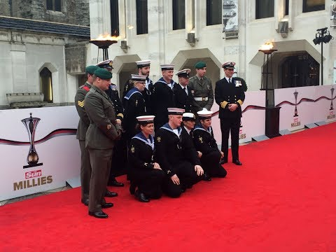 The Millies 2016: It's Time For The Sun Military Awards! | Forces TV