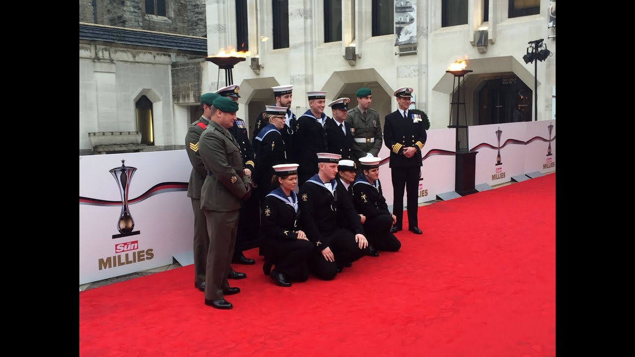 The Millies 2016: It's Time For The Sun Military Awards!   Forces ...