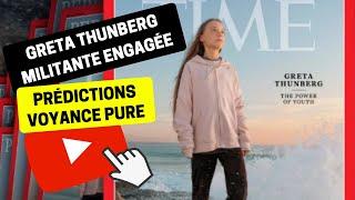 #189 Impacts des prises de positions de Greta Thunberg ? Bruno Médium Voyant Écologie Climat Planète