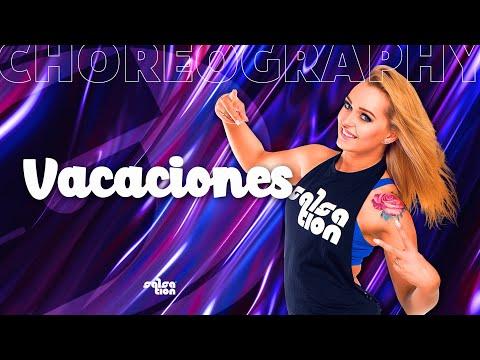 Wisin - Vacaciones - Salsation® choreography by SMT Angelika Kiercul
