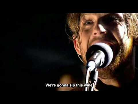 Kings of Leon - Manhattan live (subtitled in english)