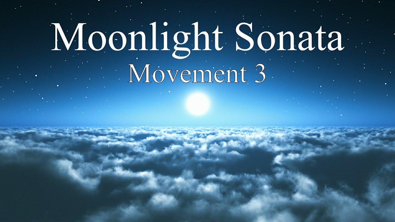 moonlight sonata 3rd movement pdf