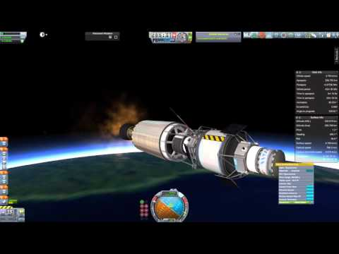 Kerbal Spaceships Are Serious Business - Part 18 - Spy Satellites