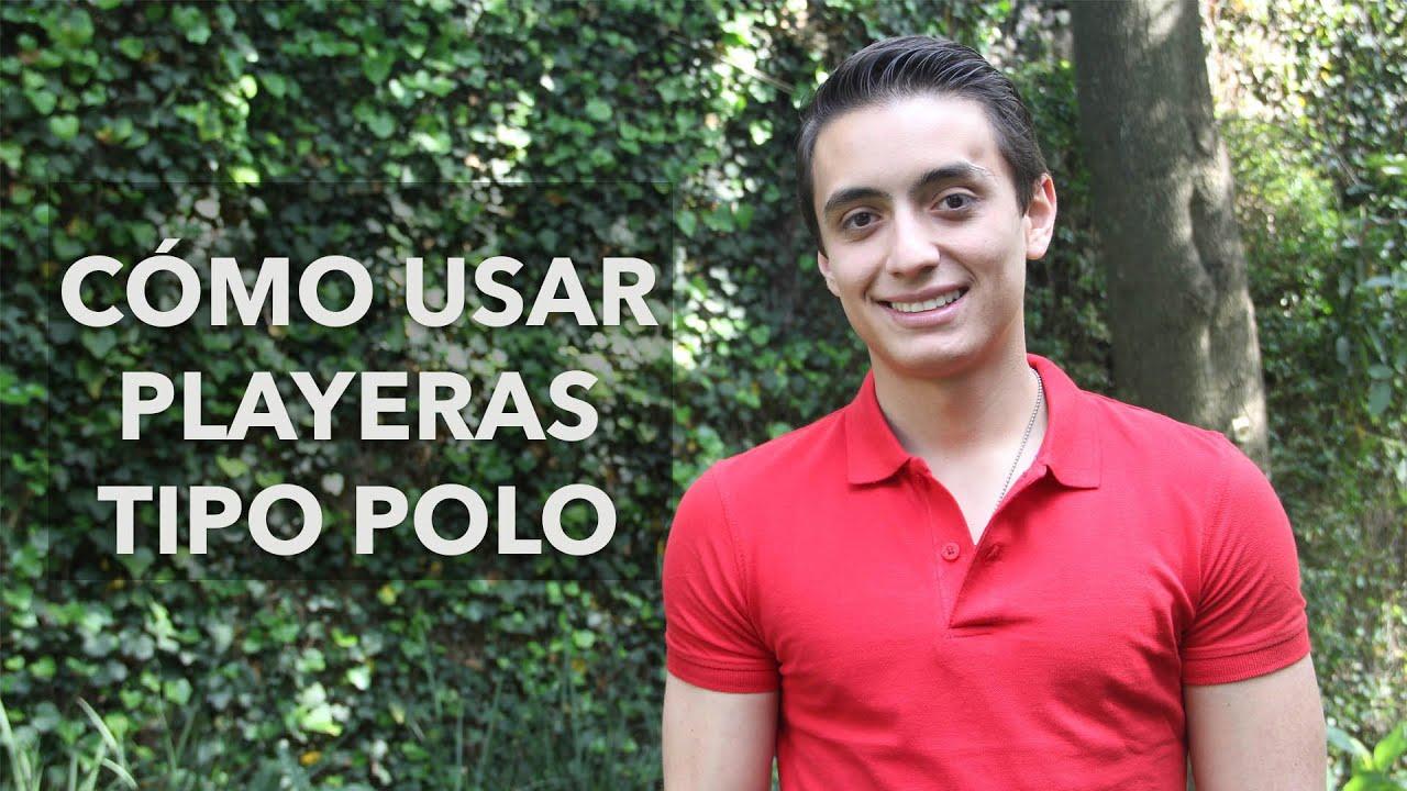b02809b6 Cómo usar playeras tipo polo | Humberto Gutiérrez - YouTube
