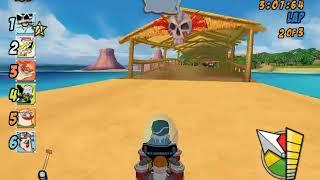 Cartoon Network Racing Gameplay Part 2