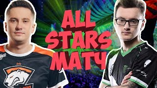 ALL STAR МАТЧ | MIRACLE ПРОТИВ СОЛО | The International 2018