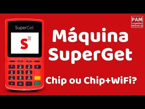 Maquininha SuperGet / Getnet Santander - Qual Plano ou Máquina é Melhor? #PAM