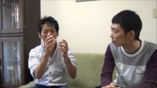 濱田浩朱さん x リュウさん 悟りへの道 (HD)