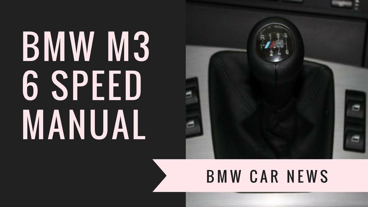 Bmw E46 M3 Smg 6 Manual Guide