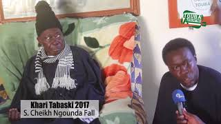 KHARI TABASKI S CHEIKH NGOUNDA FALL 2017
