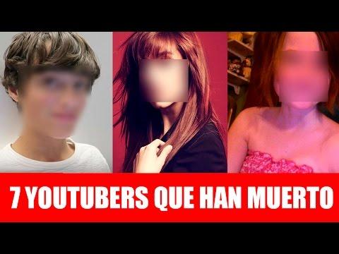 Top 7 youtubers FAMOSOS que han MUERTO