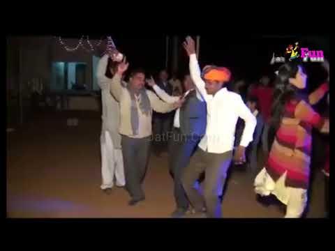 No.1 Rajasthani Desi Dj Dance_ Rajasthani Ladies Dance On Dj Marriage Dance