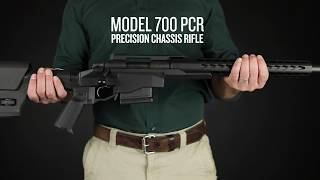 Remington Model 700 PCR – Features
