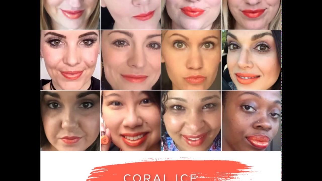 Every color of lipsense by senegence on a variety of skin tones every color of lipsense by senegence on a variety of skin tones and hair colors youtube nvjuhfo Gallery
