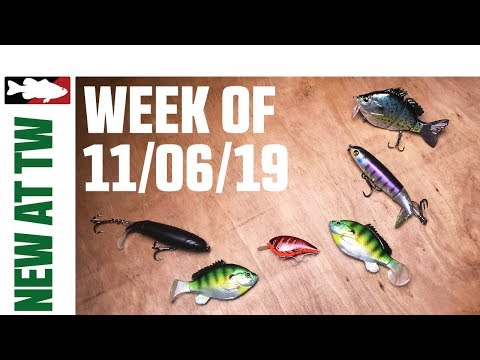 What's New At Tackle Warehouse W. Jake Cotta - 11/06/19