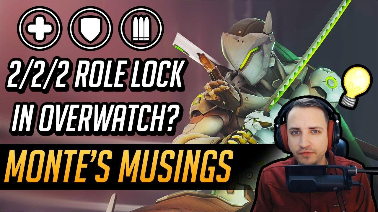 Blizzard officially confirms Overwatch 2-2-2 role lock | NBC