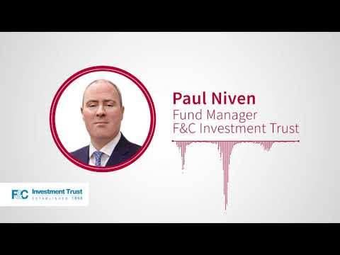 5 questions with Paul Niven, Fund Manager of F&C Investment Trust (August 2020)