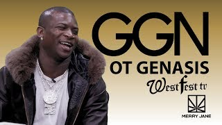 OT Genasis Talks Constructing a Hit, Going on Tour and Longevity in the Rap Game | GGN News