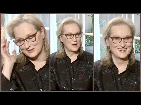 Why Meryl Streep Is Happy About The Hollywood Scandals