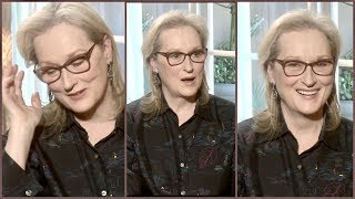 Meryl Streep On Her Twisted Body Image