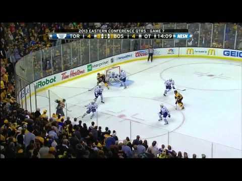 Bruins Game 7 Comeback Against Toronto NESN
