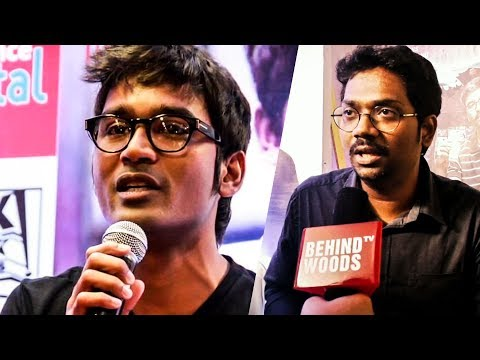 Sean Roldan  opens up on Dhanush's Next | VIP 2 | TN 206