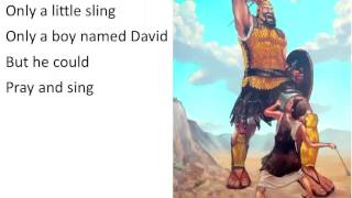Only a Boy Named David ~ Joy MacKenzie ~ lyric video