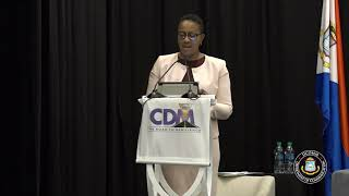 CDEMA 11TH CARIBBEAN CONFERENCE 2019 IN SINT MAARTEN