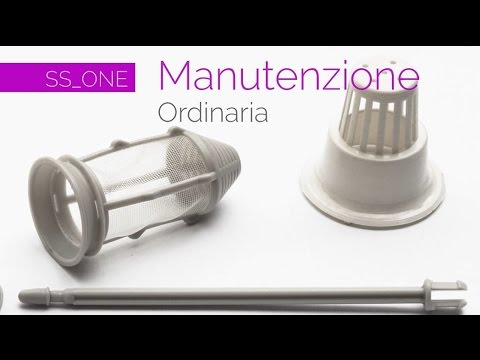 SS_ONE DENTAL UNIT - SIMPLE & SMART ITALIA - MANUTENZIONE ORDINARIA