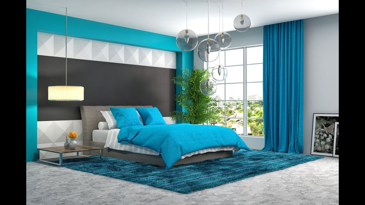 Simple Yet Modern Bedroom Interior Design Ideas Bedroom Design India 2019 Plan N Design Youtube