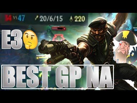 Tobias Fate - TELL ME AM NOT BEST GP NA 20KILLS! E3 EVENT | League of Legends