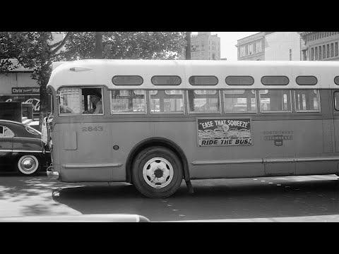 The 1955-1956 Montgomery Bus Boycott