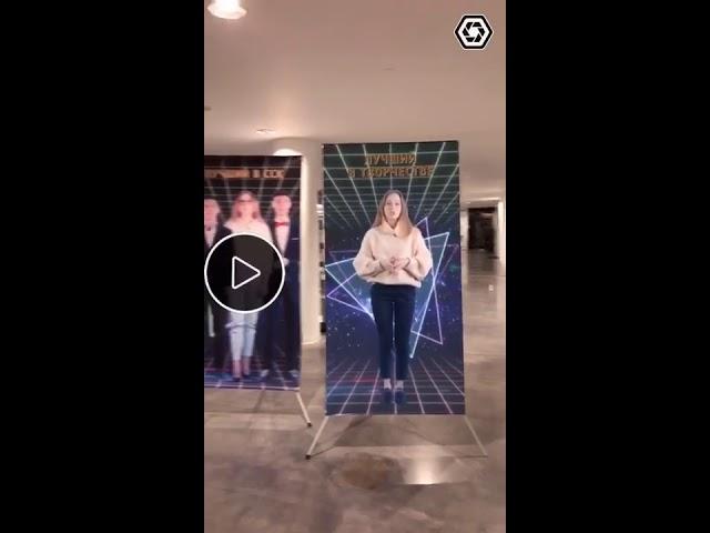 видео афиши и баннера 6