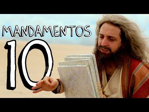Vídeo - 10 Mandamentos