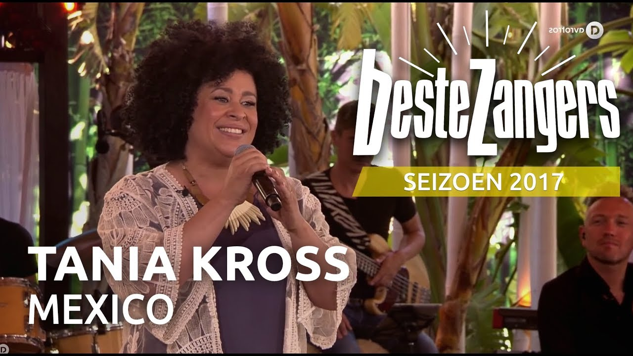 Tania Kross - Mexico | Beste Zangers - YouTube