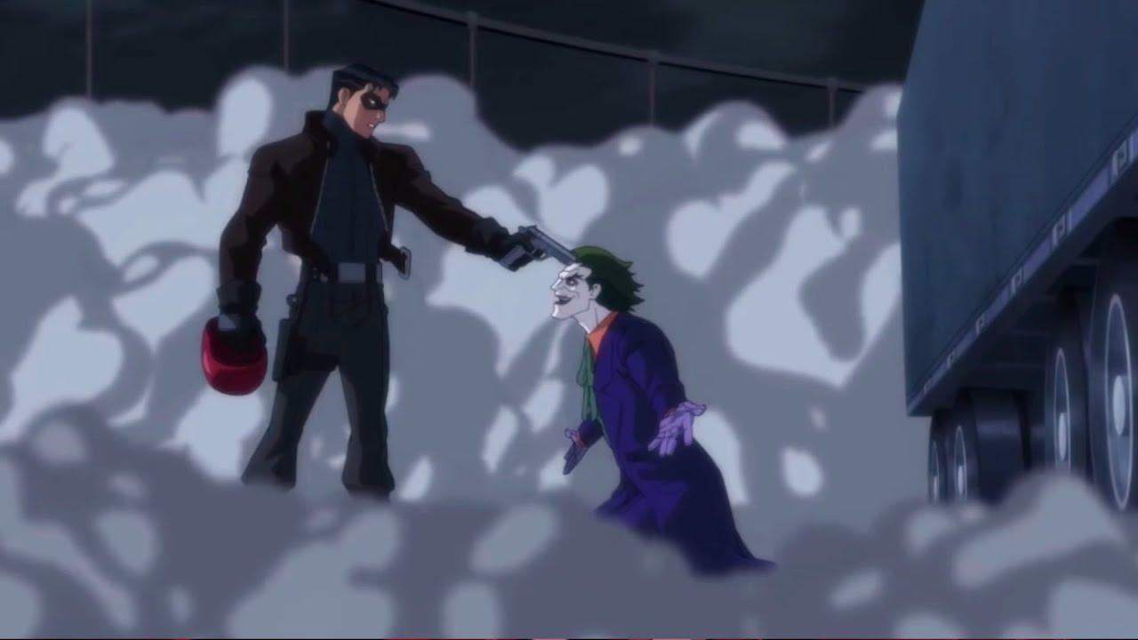 Download Red Hood Kills The Joker - Fight Scene   Batman: Death in the Family